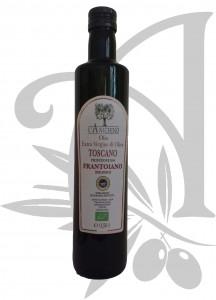 Olio di Oliva Biologico Toscano varietà Frantoiano Azienda Agricola Agriturismo L'Anichino Grosseto Toscana