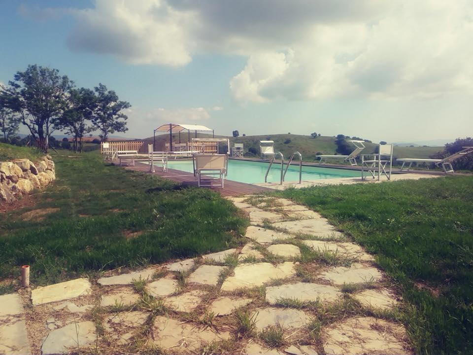 Tutte le strade portano alla piscina