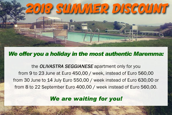 2018 summer discount