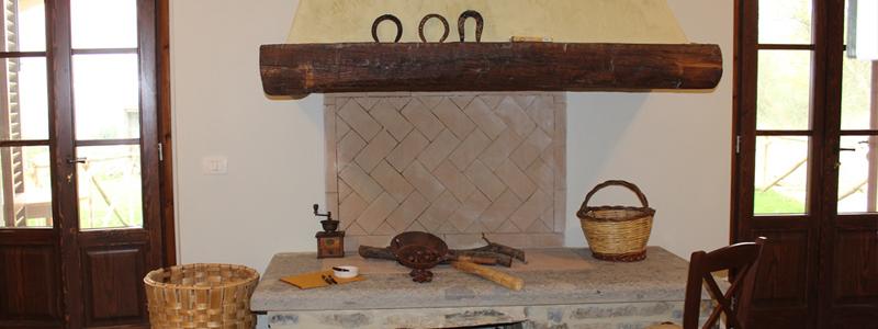 Appartamento Frantoiano, cucina completa, aria condizionata, wi-fi, accessibile a persone con disabilità. Piscina, Agriturismo Azienda Agricola L'Anichino Grosseto Toscana