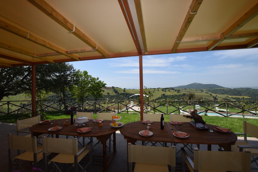 Terrazza panoramica, offerte per feste private